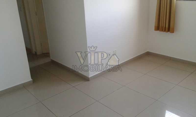 3 - Apartamento Campo Grande, Rio de Janeiro, RJ Para Alugar, 2 Quartos, 56m² - CGAP20517 - 4