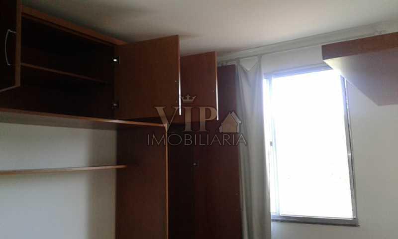 4 - Apartamento Campo Grande, Rio de Janeiro, RJ Para Alugar, 2 Quartos, 56m² - CGAP20517 - 7