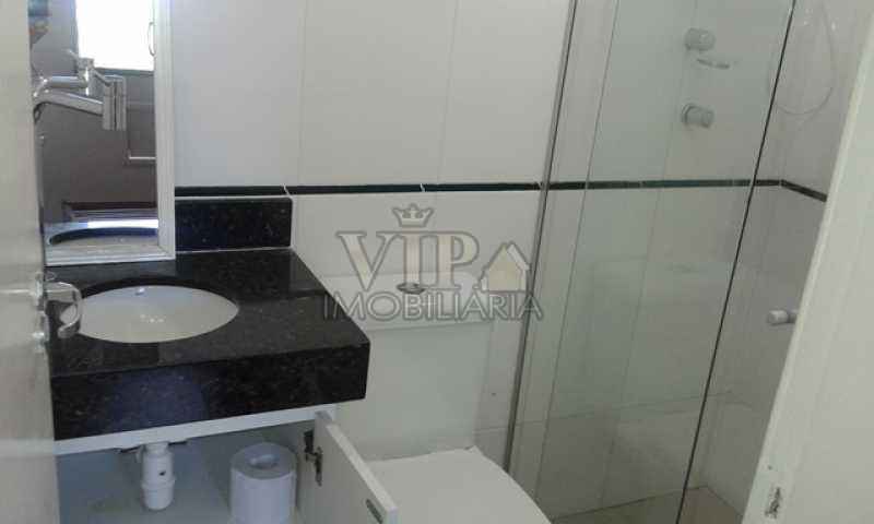 4- - Apartamento Campo Grande, Rio de Janeiro, RJ Para Alugar, 2 Quartos, 56m² - CGAP20517 - 14