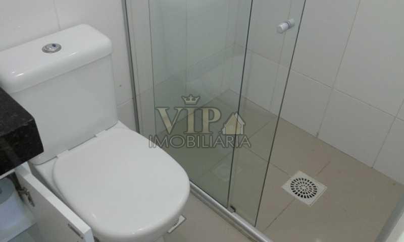 4- - Apartamento Campo Grande, Rio de Janeiro, RJ Para Alugar, 2 Quartos, 56m² - CGAP20517 - 15