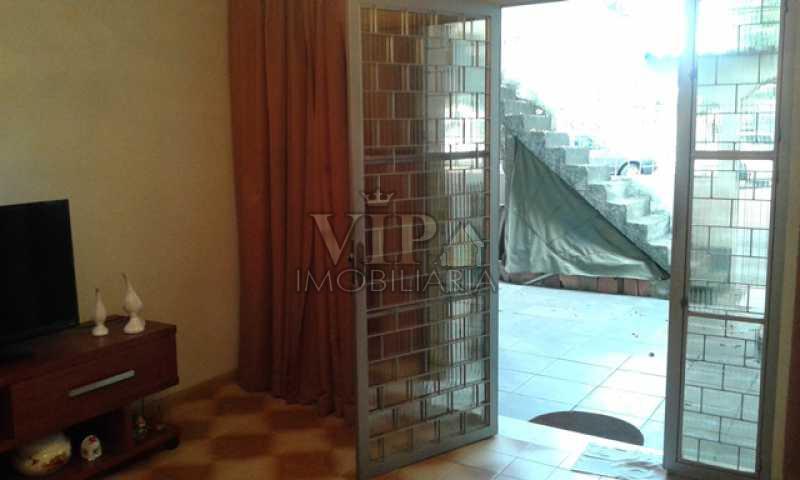 2 - Casa 4 quartos à venda Campo Grande, Rio de Janeiro - R$ 600.000 - CGCA40101 - 3