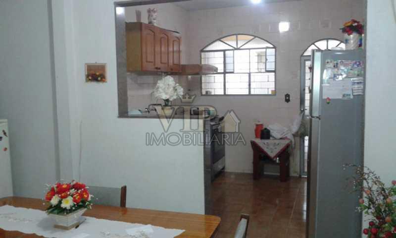 5 - Casa À VENDA, Campo Grande, Rio de Janeiro, RJ - CGCA40101 - 6