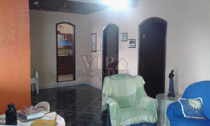 5- - Casa À VENDA, Campo Grande, Rio de Janeiro, RJ - CGCA40101 - 9