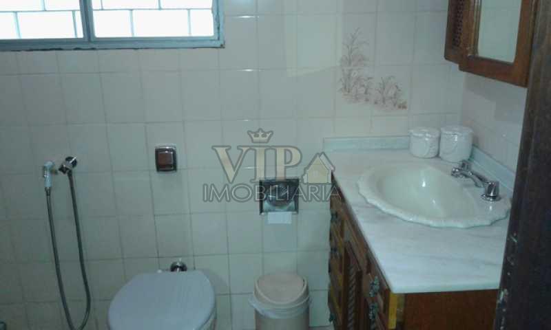 6 - Casa 4 quartos à venda Campo Grande, Rio de Janeiro - R$ 600.000 - CGCA40101 - 12