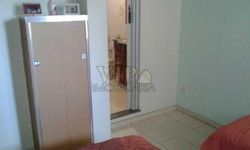 9- - Casa 4 quartos à venda Campo Grande, Rio de Janeiro - R$ 600.000 - CGCA40101 - 15