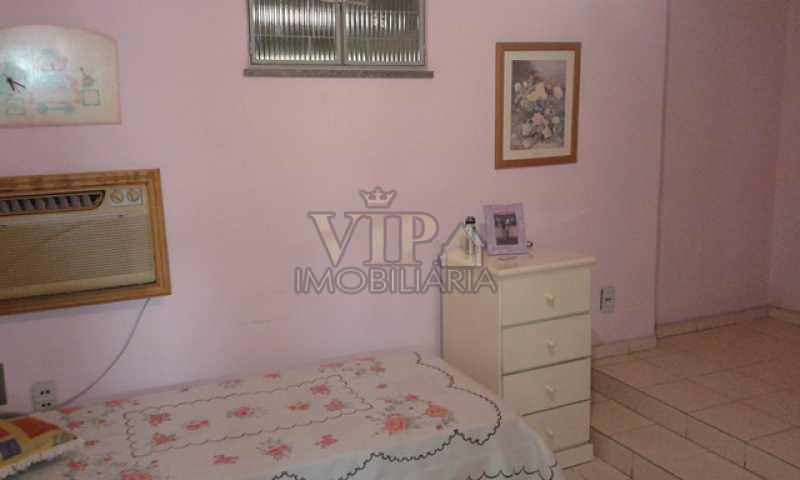 10 - Casa 4 quartos à venda Campo Grande, Rio de Janeiro - R$ 600.000 - CGCA40101 - 17