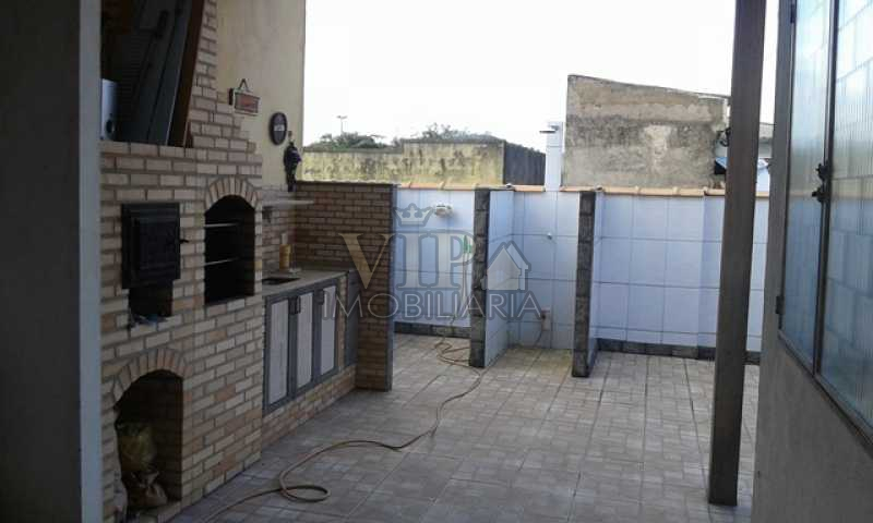17 - Casa 4 quartos à venda Campo Grande, Rio de Janeiro - R$ 600.000 - CGCA40101 - 24