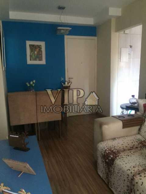 2256_G1502297322 - Apartamento à venda Rua Itapolis,Campo Grande, Rio de Janeiro - R$ 180.000 - CGAP20533 - 3