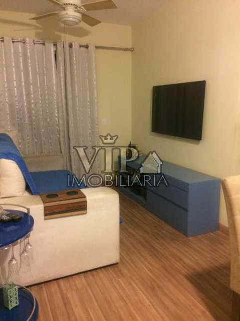 2256_G1502297324 - Apartamento à venda Rua Itapolis,Campo Grande, Rio de Janeiro - R$ 180.000 - CGAP20533 - 4