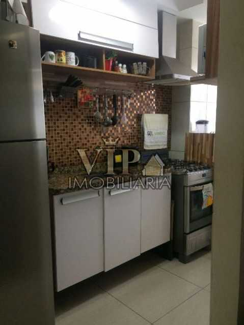 2256_G1502297331 - Apartamento à venda Rua Itapolis,Campo Grande, Rio de Janeiro - R$ 180.000 - CGAP20533 - 8