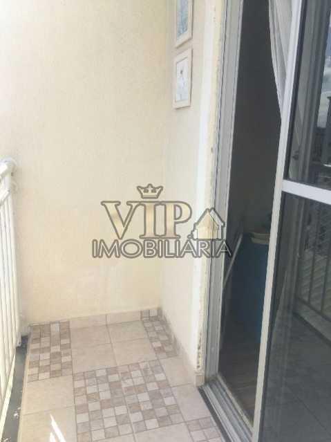2256_G1502297338 - Apartamento à venda Rua Itapolis,Campo Grande, Rio de Janeiro - R$ 180.000 - CGAP20533 - 12