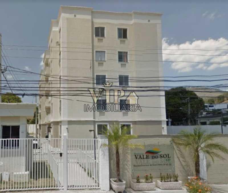 2256_G1502298421 - Apartamento à venda Rua Itapolis,Campo Grande, Rio de Janeiro - R$ 180.000 - CGAP20533 - 1