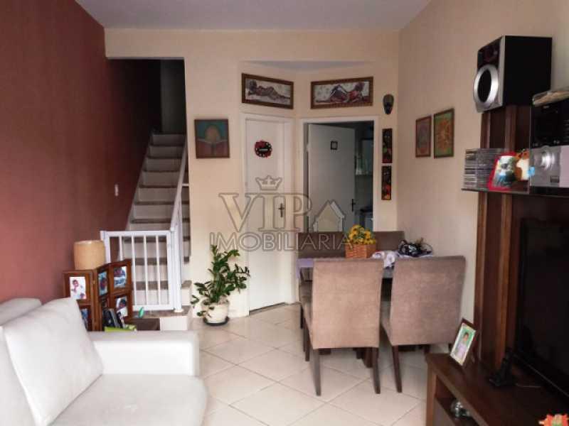 1 - Casa À VENDA, Campo Grande, Rio de Janeiro, RJ - CGCA30398 - 1