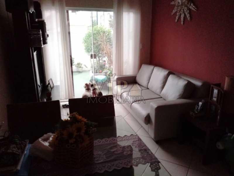 2 - Casa À VENDA, Campo Grande, Rio de Janeiro, RJ - CGCA30398 - 3