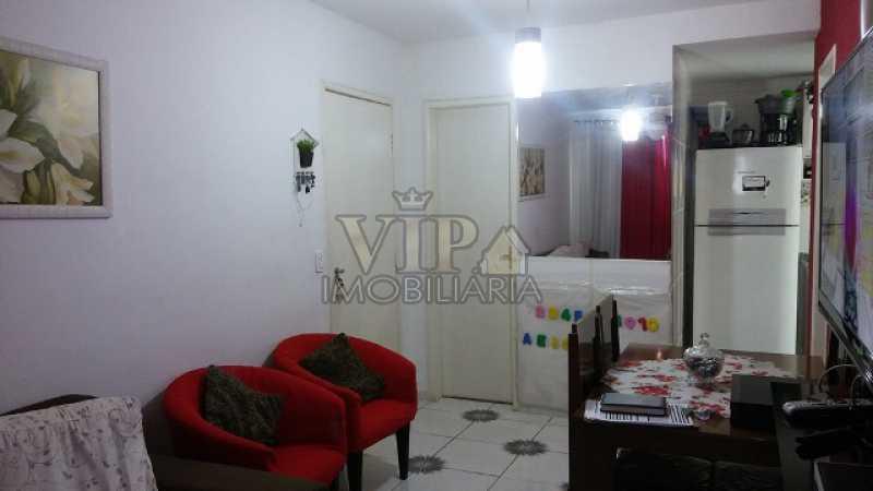 2 - Apartamento 2 quartos à venda Campo Grande, Rio de Janeiro - R$ 130.000 - CGAP20536 - 3