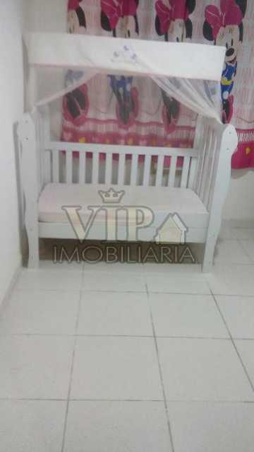 5- - Apartamento 2 quartos à venda Campo Grande, Rio de Janeiro - R$ 130.000 - CGAP20536 - 9