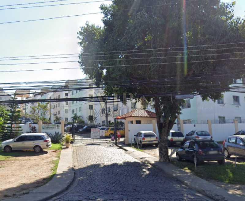 condominio caliornia - Apartamento à venda Estrada do Magarça,Campo Grande, Rio de Janeiro - R$ 115.000 - CGAP20536 - 1
