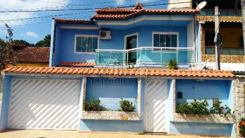 1 - Casa em Condominio À VENDA, Campo Grande, Rio de Janeiro, RJ - CGCN40006 - 1