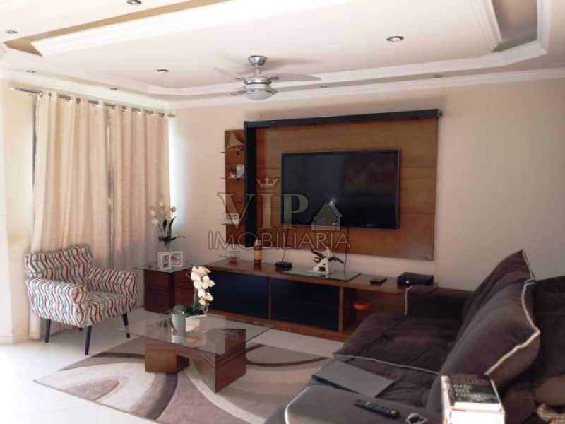 3 - Casa em Condominio À VENDA, Campo Grande, Rio de Janeiro, RJ - CGCN40006 - 4