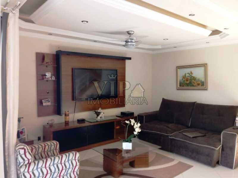 4 - Casa em Condominio À VENDA, Campo Grande, Rio de Janeiro, RJ - CGCN40006 - 5