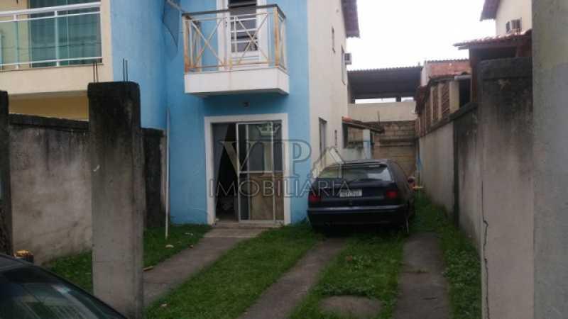 1 - Casa em Condomínio 2 quartos à venda Campo Grande, Rio de Janeiro - R$ 220.000 - CGCN20036 - 1