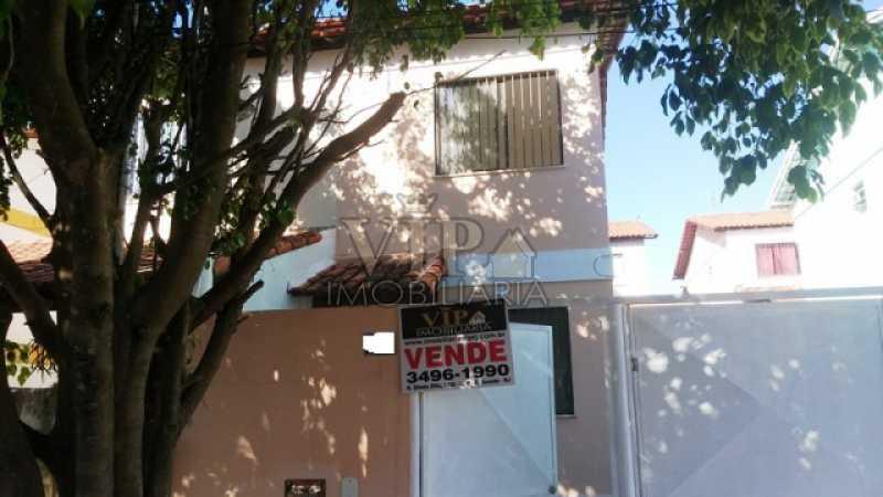 1 - Casa À VENDA, Campo Grande, Rio de Janeiro, RJ - CGCA20833 - 1