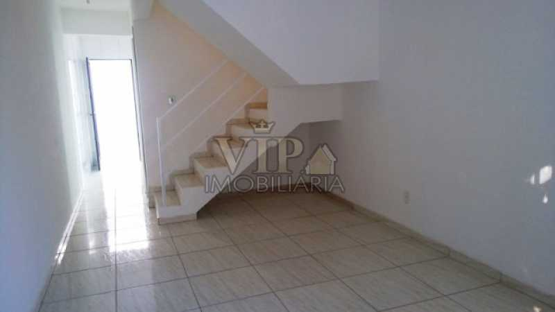 4 - Casa À VENDA, Campo Grande, Rio de Janeiro, RJ - CGCA20833 - 5