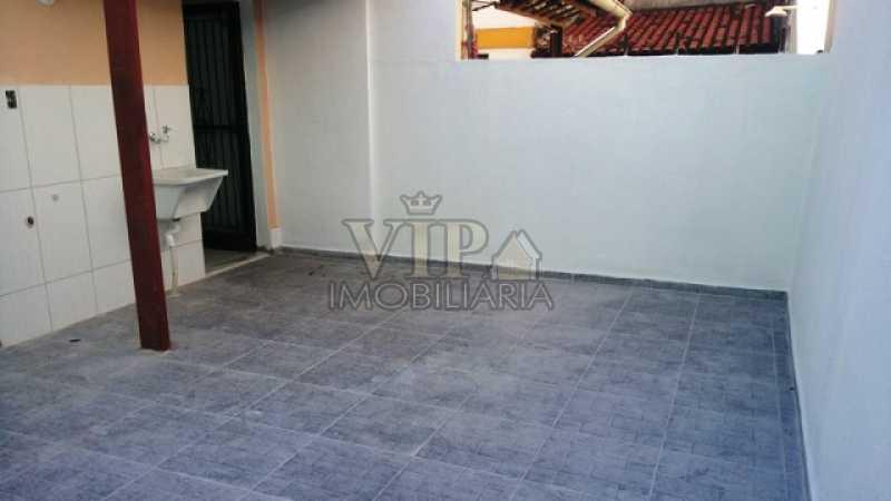 13 - Casa À VENDA, Campo Grande, Rio de Janeiro, RJ - CGCA20833 - 15