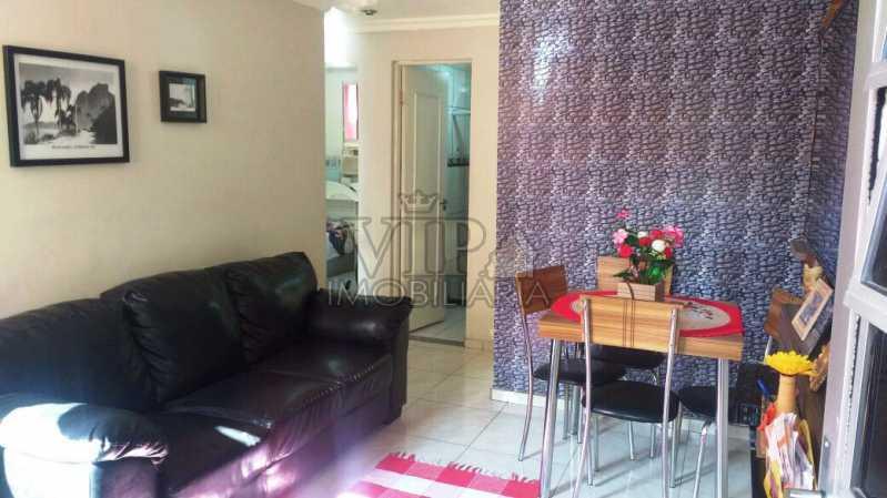 01. - Apartamento À VENDA, Campo Grande, Rio de Janeiro, RJ - CGAP20546 - 1