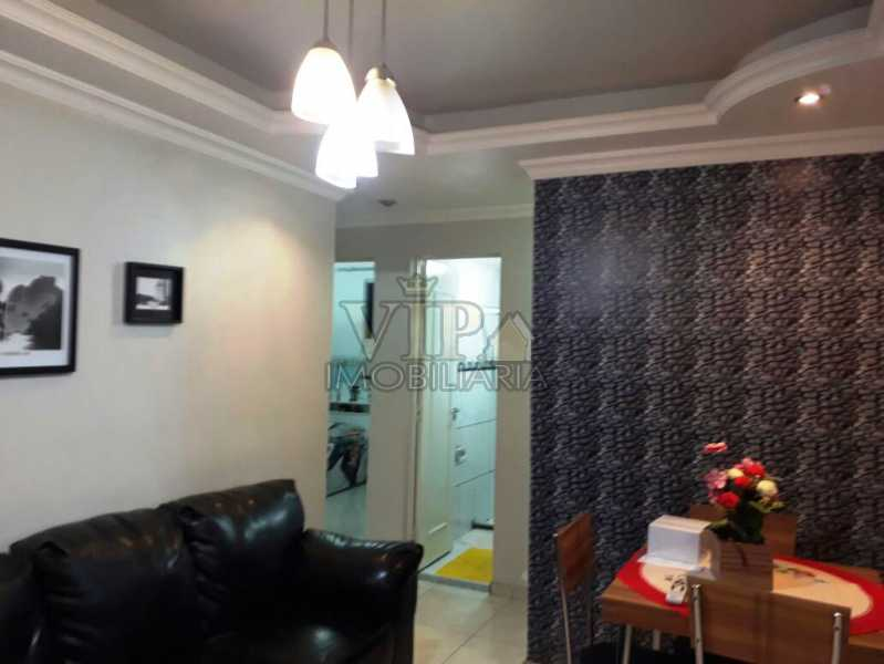 03.2. - Apartamento À VENDA, Campo Grande, Rio de Janeiro, RJ - CGAP20546 - 4