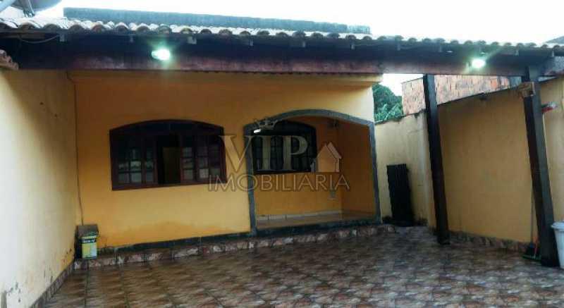 1 - Casa 2 quartos à venda Campo Grande, Rio de Janeiro - R$ 300.000 - CGCA20835 - 1
