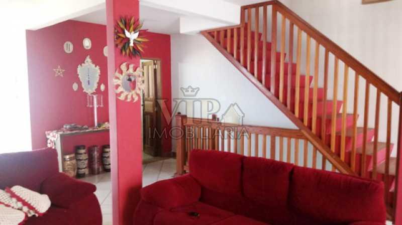 1 - Casa 3 quartos à venda Guaratiba, Rio de Janeiro - R$ 380.000 - CGCA30406 - 1