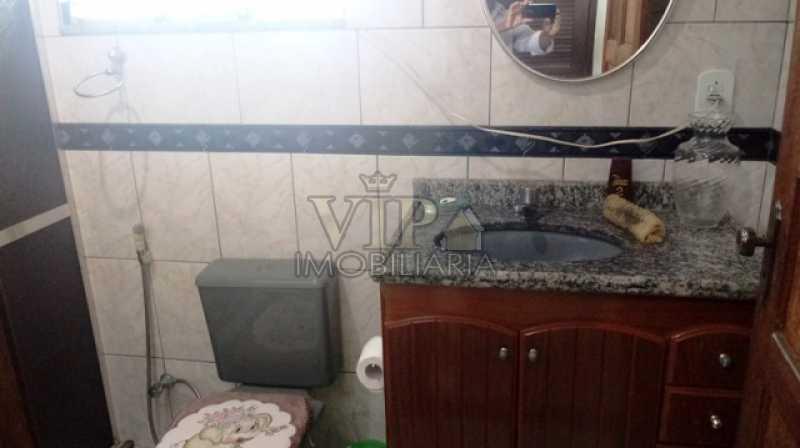 13 2 - Casa 3 quartos à venda Guaratiba, Rio de Janeiro - R$ 380.000 - CGCA30406 - 14