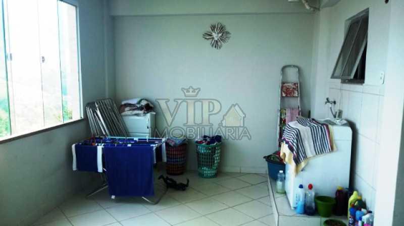 13 - Casa 3 quartos à venda Guaratiba, Rio de Janeiro - R$ 380.000 - CGCA30406 - 15