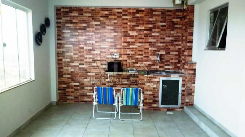 14 - Casa 3 quartos à venda Guaratiba, Rio de Janeiro - R$ 380.000 - CGCA30406 - 16