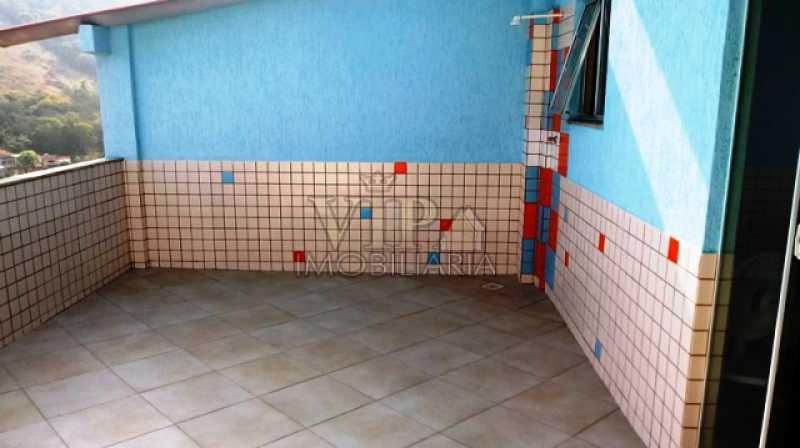 16 - Casa 3 quartos à venda Guaratiba, Rio de Janeiro - R$ 380.000 - CGCA30406 - 18