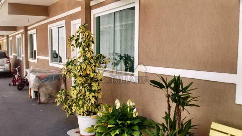 01 - Casa em Condomínio 2 quartos à venda Campo Grande, Rio de Janeiro - R$ 250.000 - CGCN20040 - 1