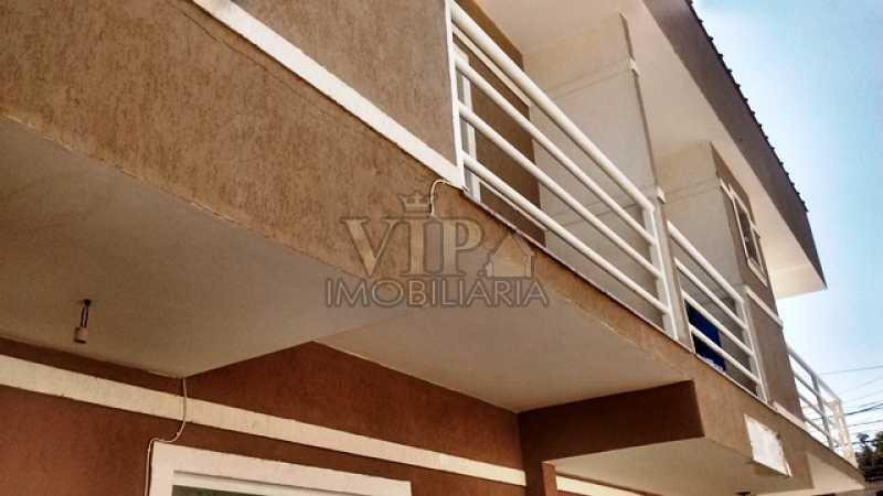 02 - Casa em Condomínio 2 quartos à venda Campo Grande, Rio de Janeiro - R$ 250.000 - CGCN20040 - 3