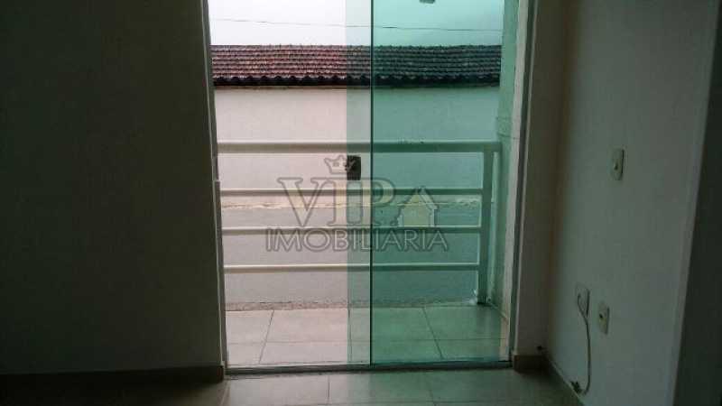 17. - Casa em Condomínio 2 quartos à venda Campo Grande, Rio de Janeiro - R$ 250.000 - CGCN20040 - 17