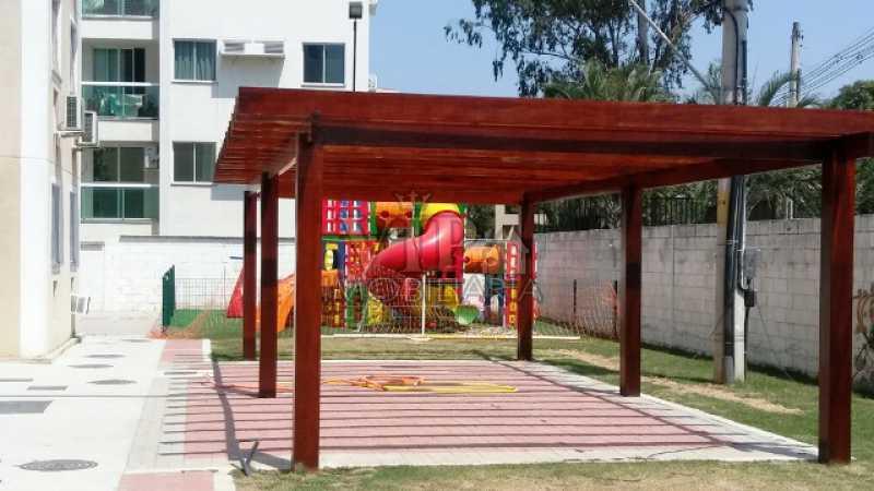 10 - Apartamento para alugar Estrada da Cachamorra,Campo Grande, Rio de Janeiro - R$ 700 - CGAP20563 - 11