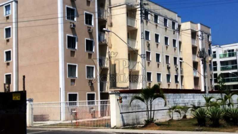 11 - Apartamento para alugar Estrada da Cachamorra,Campo Grande, Rio de Janeiro - R$ 700 - CGAP20563 - 12