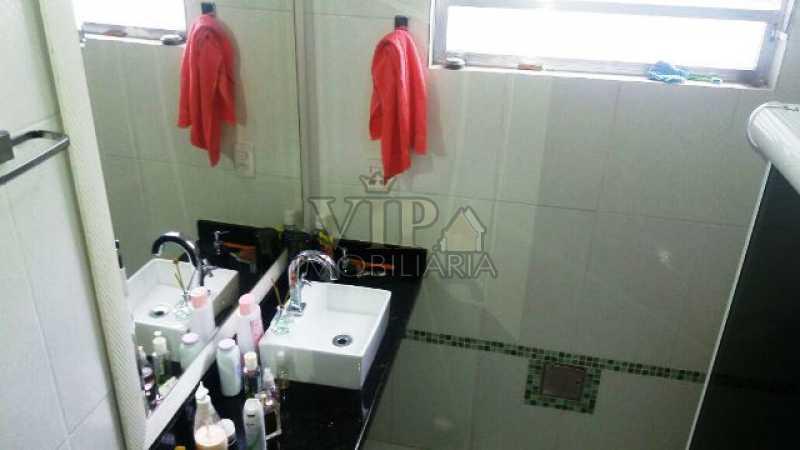 17. - Casa 2 quartos à venda Campo Grande, Rio de Janeiro - R$ 440.000 - CGCA20849 - 18