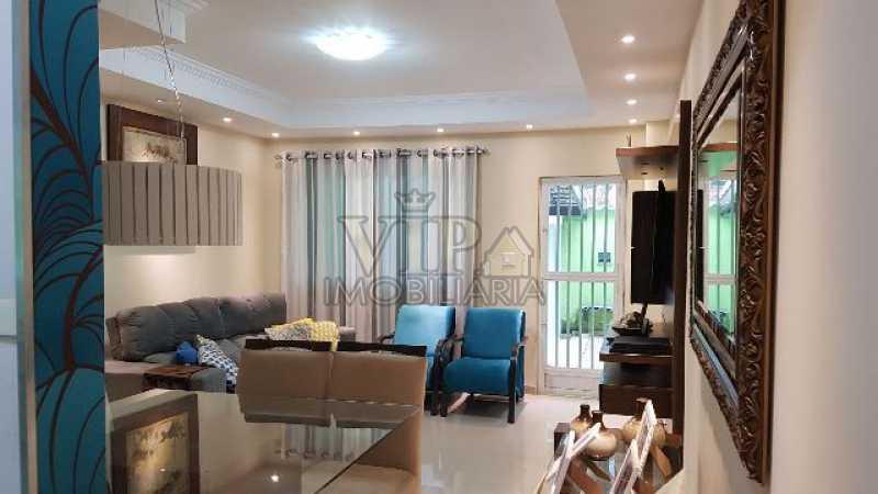 1. - Casa 2 quartos à venda Campo Grande, Rio de Janeiro - R$ 280.000 - CGCA20869 - 1