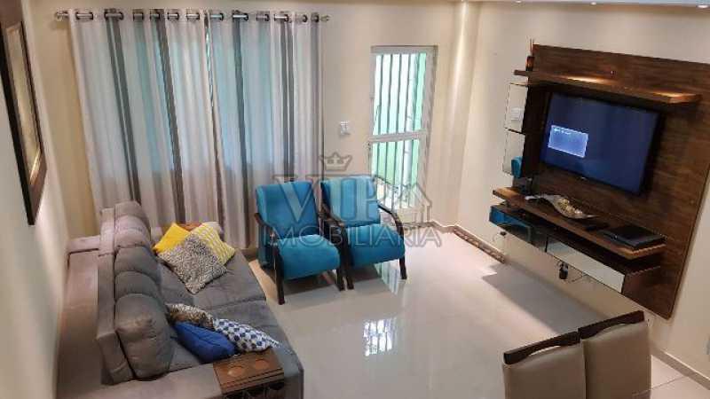 2. - Casa 2 quartos à venda Campo Grande, Rio de Janeiro - R$ 280.000 - CGCA20869 - 3