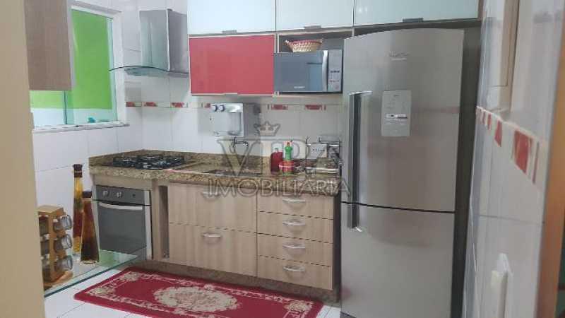 4. - Casa 2 quartos à venda Campo Grande, Rio de Janeiro - R$ 280.000 - CGCA20869 - 5