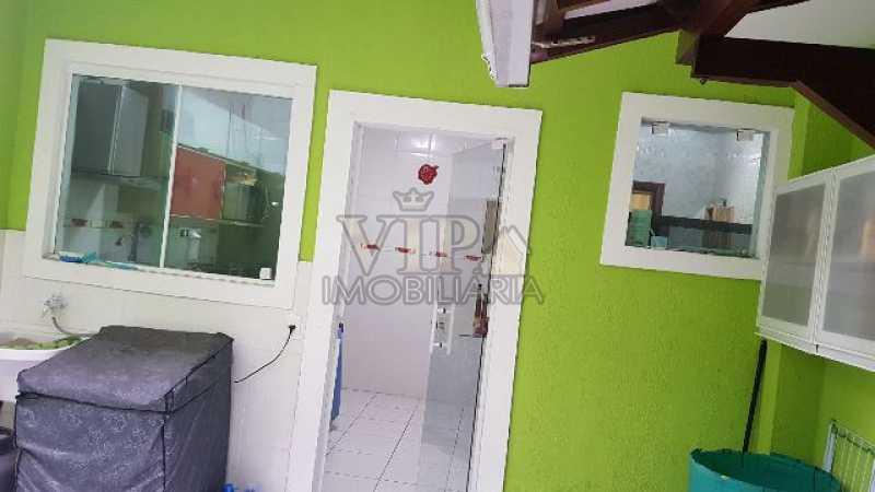 13. - Casa 2 quartos à venda Campo Grande, Rio de Janeiro - R$ 280.000 - CGCA20869 - 15