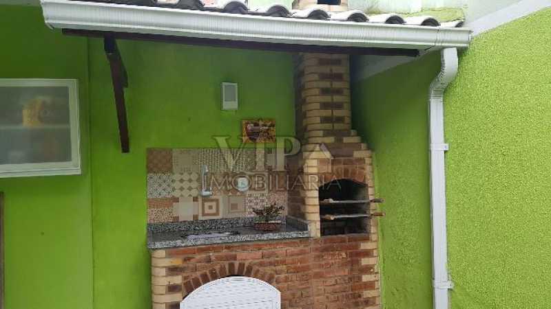 14. - Casa 2 quartos à venda Campo Grande, Rio de Janeiro - R$ 280.000 - CGCA20869 - 16