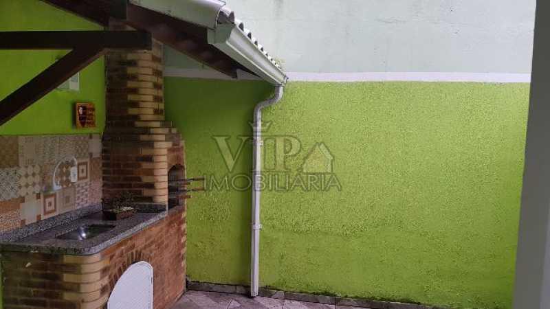 15. - Casa 2 quartos à venda Campo Grande, Rio de Janeiro - R$ 280.000 - CGCA20869 - 17