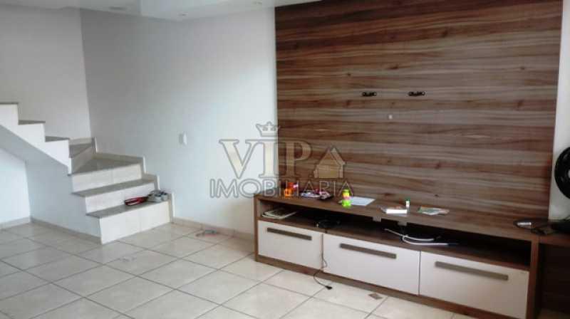 2 - Casa 2 quartos à venda Campo Grande, Rio de Janeiro - R$ 380.000 - CGCA20862 - 3