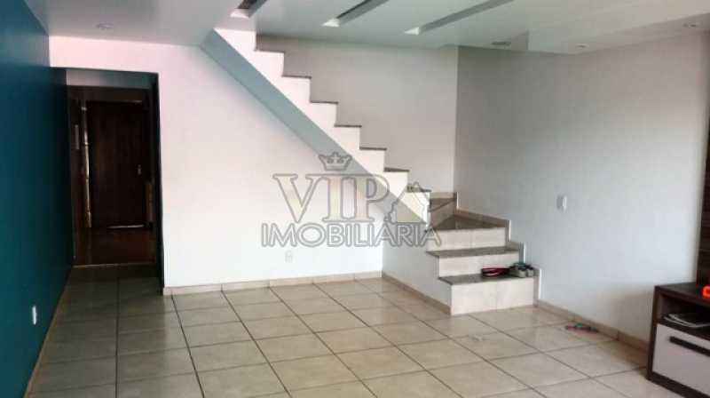 3 - Casa 2 quartos à venda Campo Grande, Rio de Janeiro - R$ 380.000 - CGCA20862 - 4